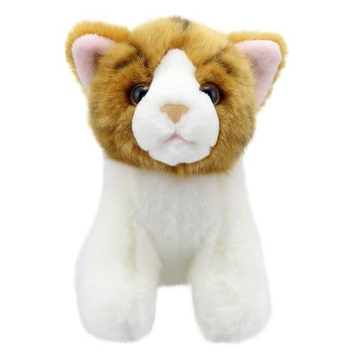 Ginger Cat Mini Wilberry Toy